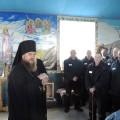 Епископ Филипп посетит тюрьму ИК №15