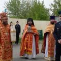 В Карасукской епархии завершился крестный ход вдоль государственной границы России и Казахстана (видео)