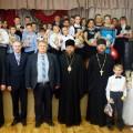 Пасха Христова в Мошковской школе-интернате (видео)