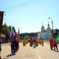 Крестный ход в Ордынске, посвященный Дням славянской письменности и культуры (видео)