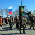 В Карасукской епархии пройдет крестный ход вдоль границы России и Казахстана