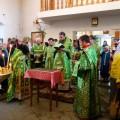 Праздник Святой Троицы в г. Карасуке (видео)