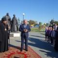Архиерейский визит в Купинский район.  130-летие г. Купино (видео)
