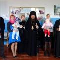 Архиерейское служение в день Рождества Пресвятой Богородицы в селе Половинном (видео)