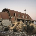 За годы войны в Алеппо уничтожено 20 храмов (видео)