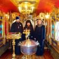 Поезд «За духовное возрождение России» в Карасукском районе (видео)