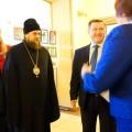 Епископ Филипп и мэр г. Новосибирска Локоть А.Е. поздравили приемных родителей с праздником Дня опекуна в г. Новосибирске (видео)