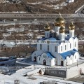 Дружественный визит епископа Филиппа в Петропавловскую и Камчатскую епархию