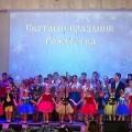 Рождественская ёлка в Ордынске (видео)
