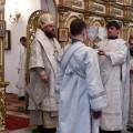 Прощеное воскресение в Кафедральном соборе г. Карасука (видео)