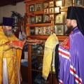 Архиерейское служение в Неделю о мытаре и фарисее (видео)