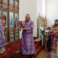 Архиерейский визит в Здвинский район (видео)