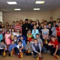 Епископ Филипп на Пасху посетил  4 детских центра социальной адаптации (видео)