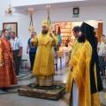 Праздник Всех святых, в земле Русской  просиявших, в г. Карасуке (видео)