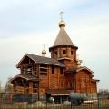 Великое освящение Покровского храма в с. Верх-Каргате