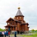 Возрождение храма Покрова Пресвятой Богородицы в селе Верх-Каргате (видео)