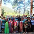 Паломническая поездка в Горный Алтай епископа Филиппа  с детьми православного детского лагеря (видео)