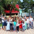 Закрытие православного детского лагеря во имя Архистратига Михаила 2017 год (видео)