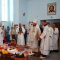Праздник Преображения Господня в р. п. Ордынском (видео)