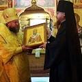 Дружественный визит епископа Филиппа в Горноалтайскую епархию (видео)