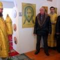 Освящение  нового храма в селе Хорошем Карасукского района (видео)