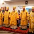 Престольный праздник и 5-летие Карасукской епархии (видео)