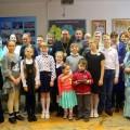 Последний звонок в воскресной школе при Кафедральном соборе св. апостола Андрея Первозванного