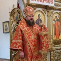 Епископ Филипп: «Для духовной жизни христианину важно как можно чаще быть в храме и причащаться Святых Христовых Таин» (видео)