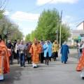 Крестный ход в г. Карасуке