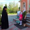 Архиерейское служение в г. Карасуке (видео)