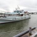 Корабль-церковь «Андрей Первозванный» отправляется в рейс