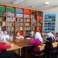 Объявляется набор в воскресную школу при Кафедральном соборе св. ап. Андрея Первозванного г. Карасука