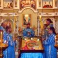 Празднование Казанской иконе Божией Матери в р. п. Ордынское (видео)