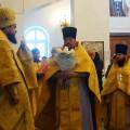 Престольный праздник в Кафедральном соборе св. апостола Андрея Первозванного г. Карасука (видео)