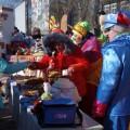 Широкая Масленица в Карасуке (видео)