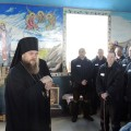 Епископ Филипп посетит тюрьму ИК №15 с. Табулги