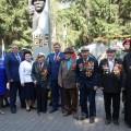 74-годовщина празднования Великой Победы в Ордынске (видео)