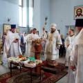 Праздник Преображения Господня в Ордынском соборе (видео)