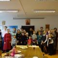 Начало учебного года в Воскресной школе при  Кафедральном соборе св. апостола Андрея Первозванного г. Карасука (видео)