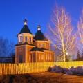 Архиерейский визит в Доволенский район
