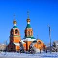 Престольный праздник в Кафедральном соборе г. Карасука
