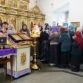 Торжество Православия и первое и второе обретения главы Иоанна Предтечи в Кафедральном соборе г. Карасука (видео)