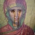 В Тульской епархии замироточила старинная икона Божией Матери «Знамение» (видео)