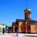Приглашаем на освящение нового храма во имя св. равноапостольного  князя Владимира в г. Карасуке
