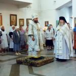 Праздник Преображения Господня в Кафедральном соборе г. Карасука (видео)