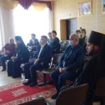 Открытие  IX  Карасукских Рождественских  образовательных чтений в г. Карасуке (видео)