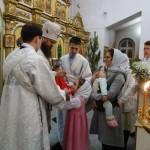 Рождество Христово в Кафедральном соборе г. Карасука (видео)