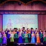 Пасхальный концерт в Ордынском Доме Культуры (видо)