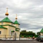 Престольный праздник в с. Ивановке Баганского района