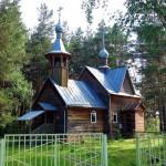 Освящение храма во имя свт. Николая Чудотворца в с. Нижнекаменке Ордынского района